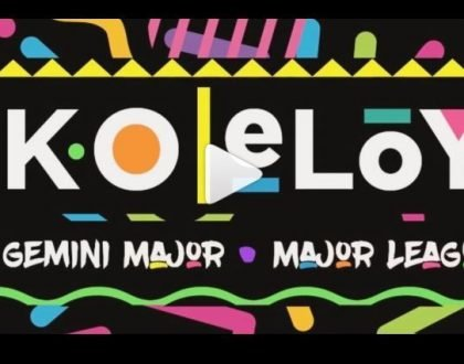 K.O – Eloy ft. Gemini Major & Major League