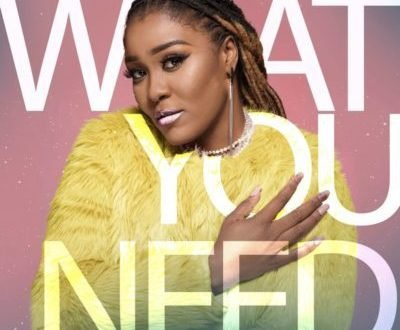 Lady Zamar - What You Need