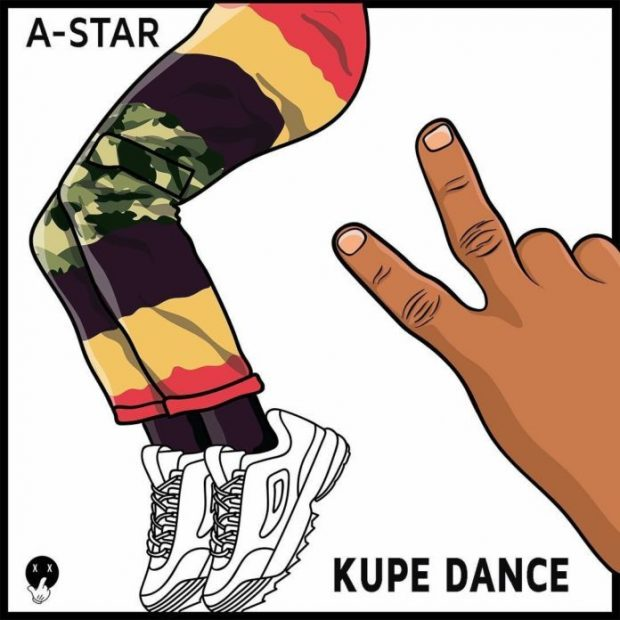 DOWNLOAD mp3: A-Star - Kupe Dance ft  Xklusiph (Mixed by Spoky)