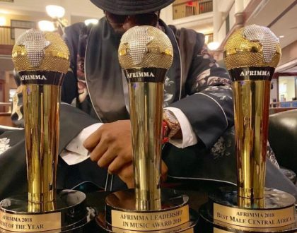 Erykah Badu, Fally Ipupa , Khaligraph Jones & Flavour Shine as Africa Lights Up the world at #Afrimma2018 Awards & Music Festival