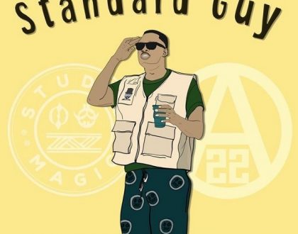 Studio Magic – Standard Guy ft. Ajebutter22