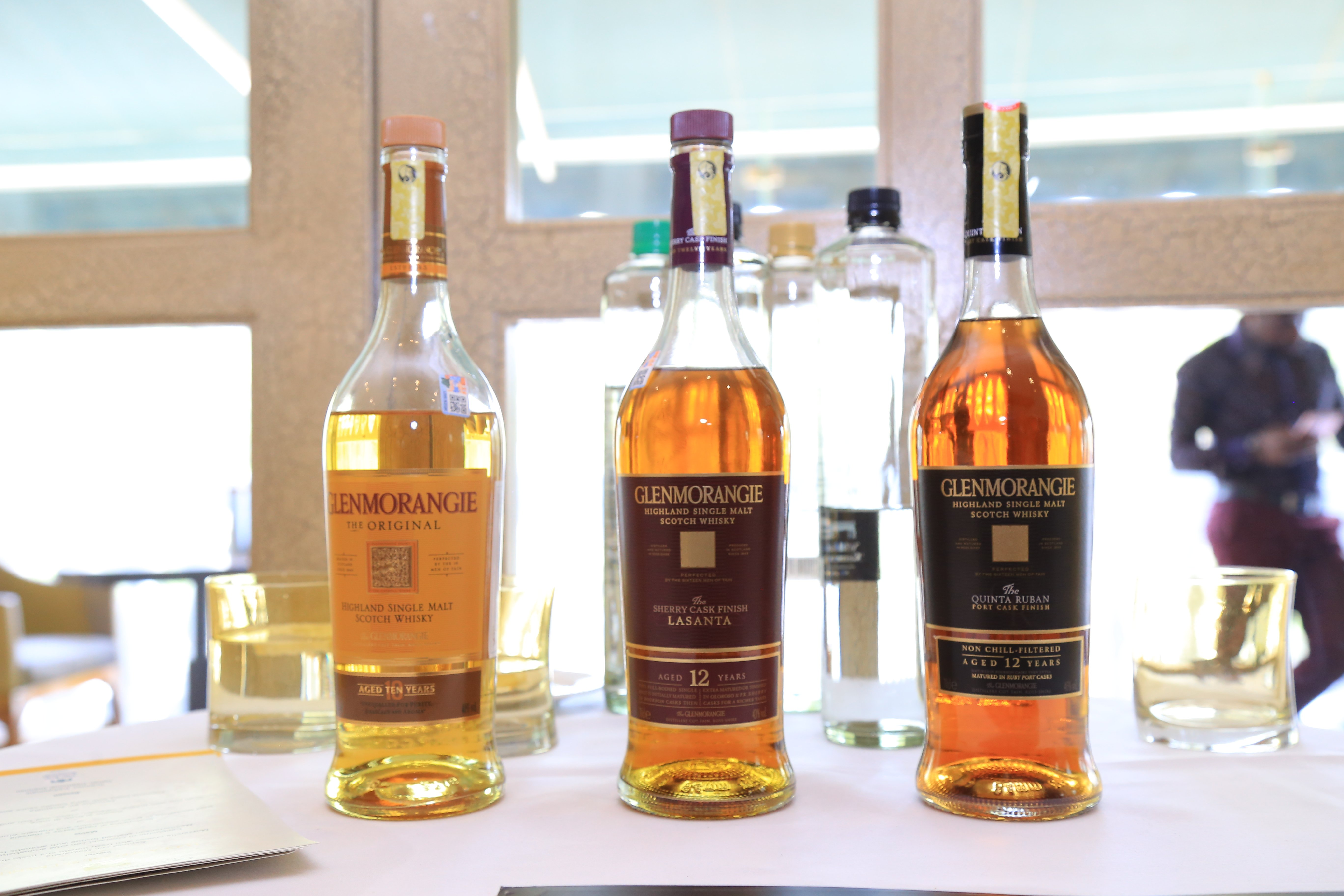 Glenmorangie Single Malt Whisky Tasting With Mr. Hamish Torrie