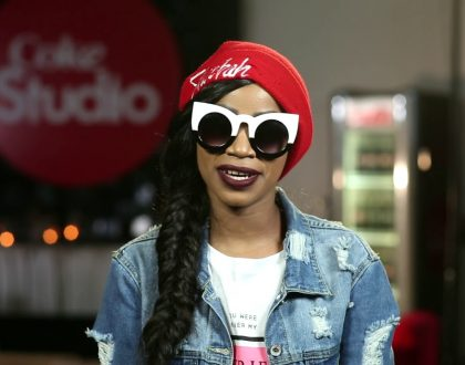 Sheebah Karungi Talks About Her Collaboration With Harmonize (Coke studio Africa 2019)