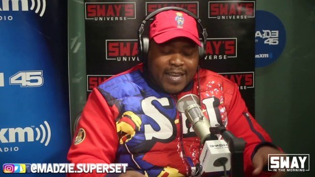 Stogie T – Sway In The Morning (Freestyle)