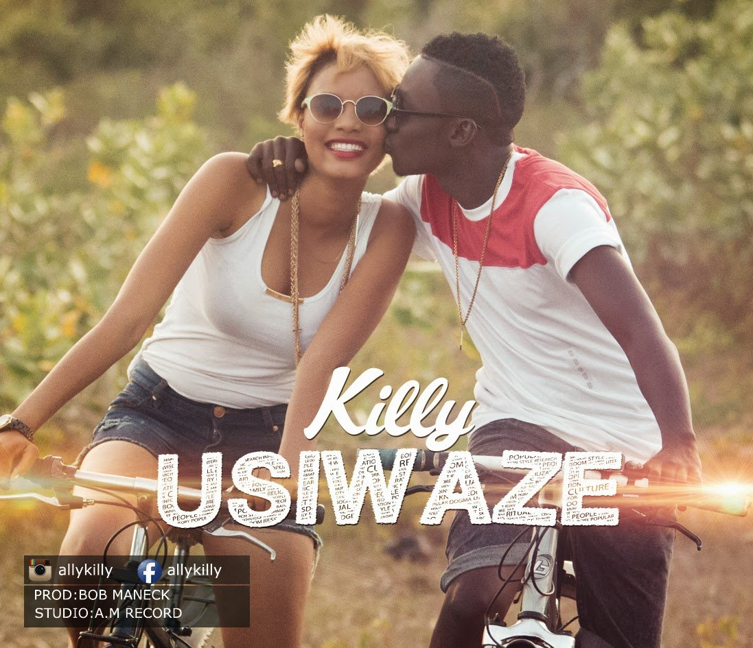 Killy - Usiwaze
