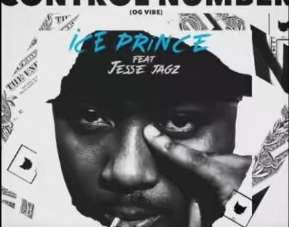Ice Prince – Control Number ft. Jesse Jagz
