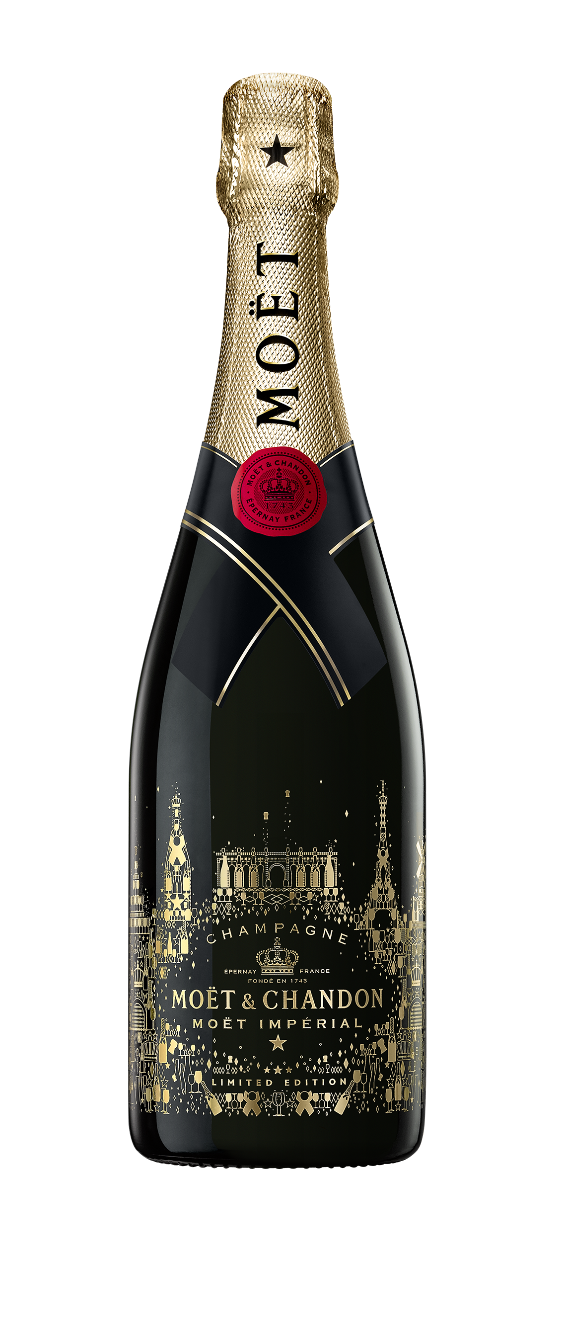 The Best Holiday Presents Moët and Chandon Have Unveiled for This Festive Season 2018