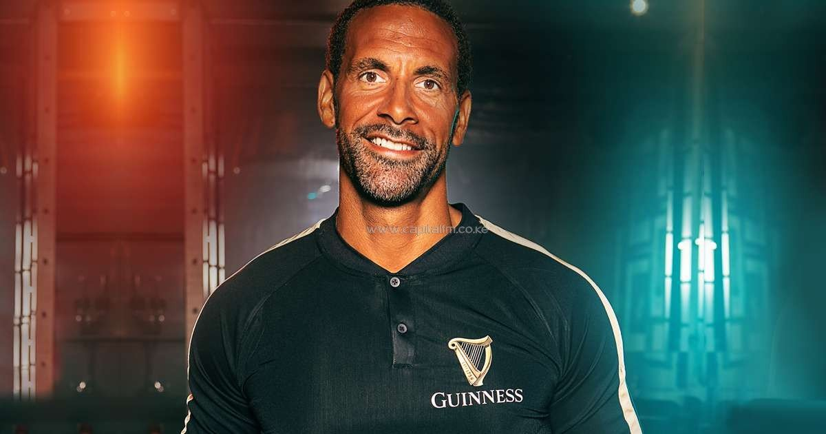 Legendary EPL Footballer Rio Ferdinand Praises Kenya for qualifying for AFCON 2019