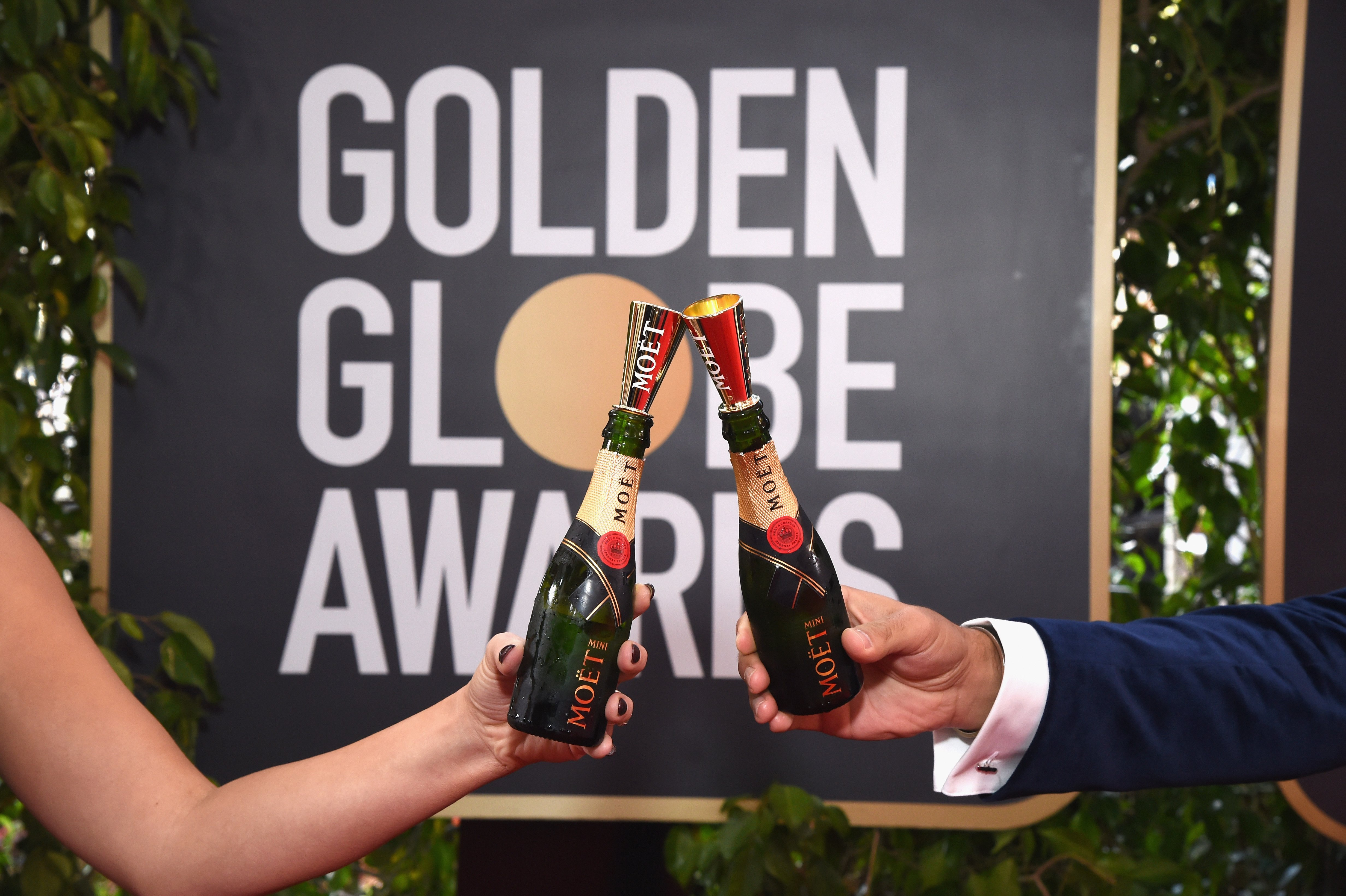 Moët & Chandon Toasts To The 76th Annual Golden Globe Awards
