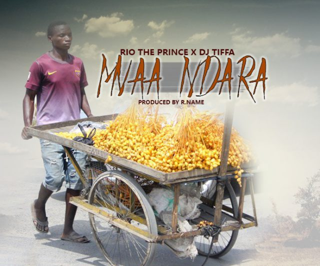 Rio The Prince – Mvaa Ndara Ft. Dj Tiffa