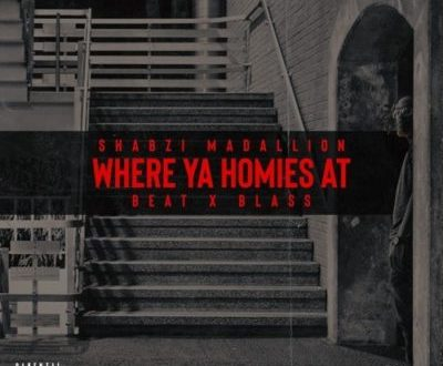 ShabZi Madallion – Where Ya Homies At
