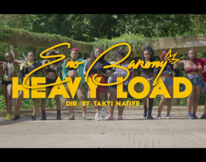 Eno Barony Drops Music Video To Her Latest Single 'Heavy Load'