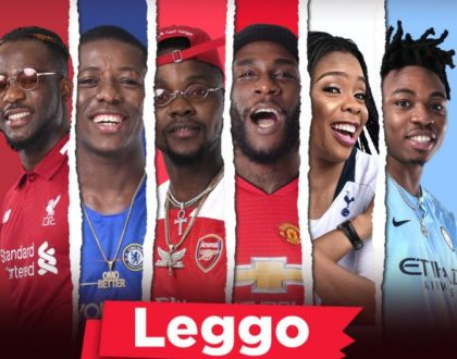 Burna Boy x Kizz Daniel x Mayorkun x Small Doctor – Leggo