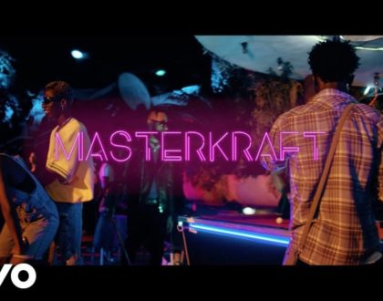 Masterkraft ft. Phyno, Selebobo – La La La (Official Video)