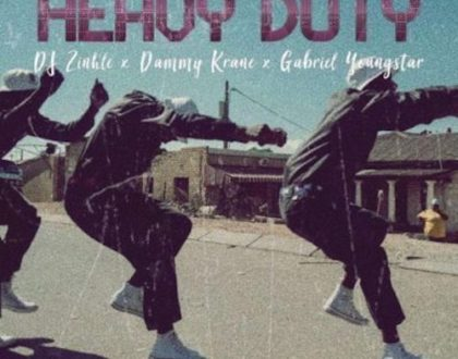 Dammy Krane ft. DJ Zinhle & Gabriel Youngstar – Heavy Duty