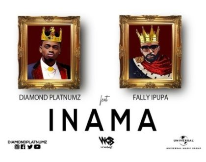 Diamond Platnumz – Inama ft Fally Ipupa