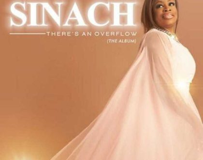 Sinach – There's An Overflow Album | MP3 DOWNLOAD & LYRICS