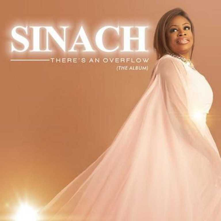 DOWNLOAD MP3: Sinach - There's An Overflow - Ghafla!