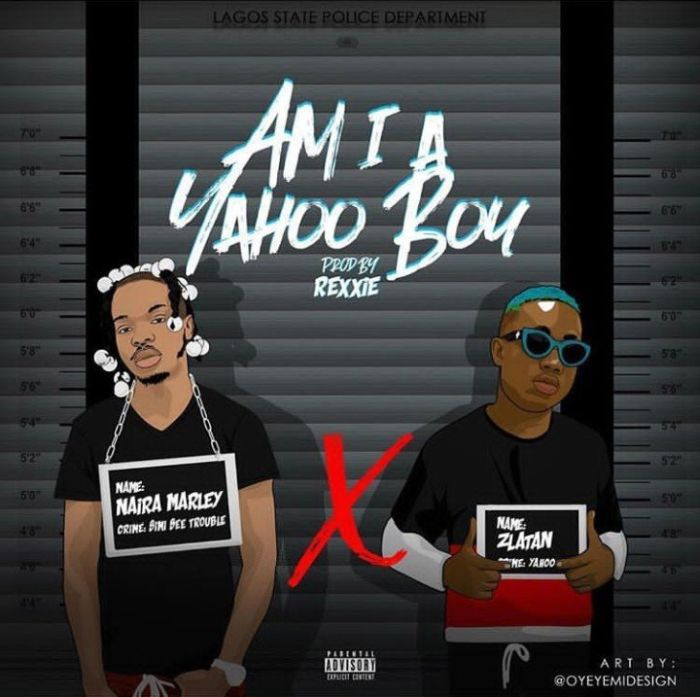 Naira Marley - Am I A Yahoo Boy ft. Zlatan(MP3 Download/ Lyrics)