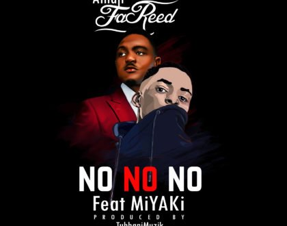 Alhaji FaReed Feat. MiYAKi - NO NO NO (Prod by TubhaniMuzik and LiquidBeatz)