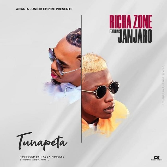 Tunapeta - Richa Zone ft Dogo Janja