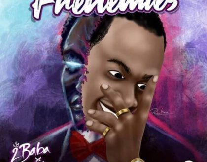 2Baba Ft. Waje – Frenemies