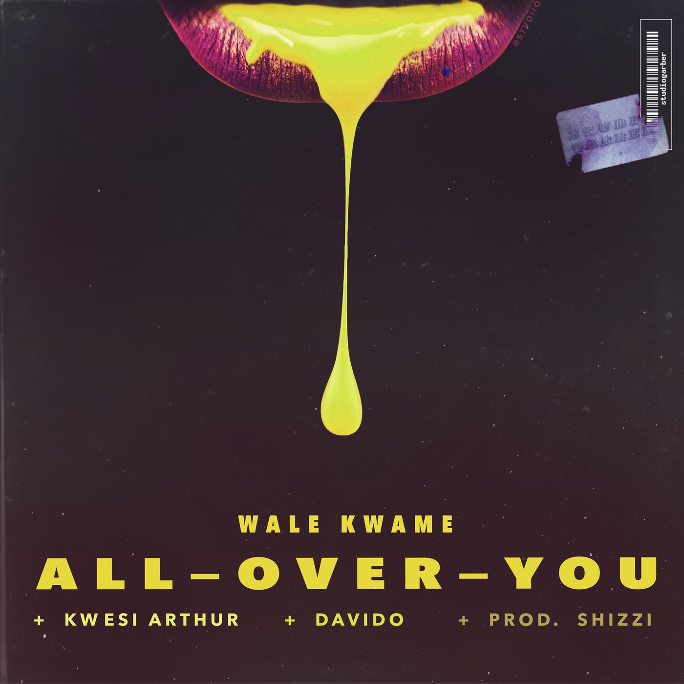 DOWNLOAD MP3 : Wale Kwame ft  Davido & Kwesi Arthur – All