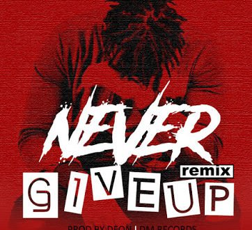 Harry Vice - Never Give Up (reMix)