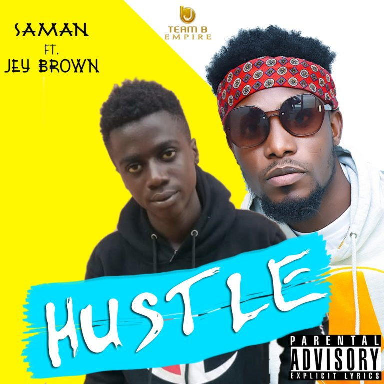 Saman ft. Jey Brown – Hustle (Mixed by Figures)