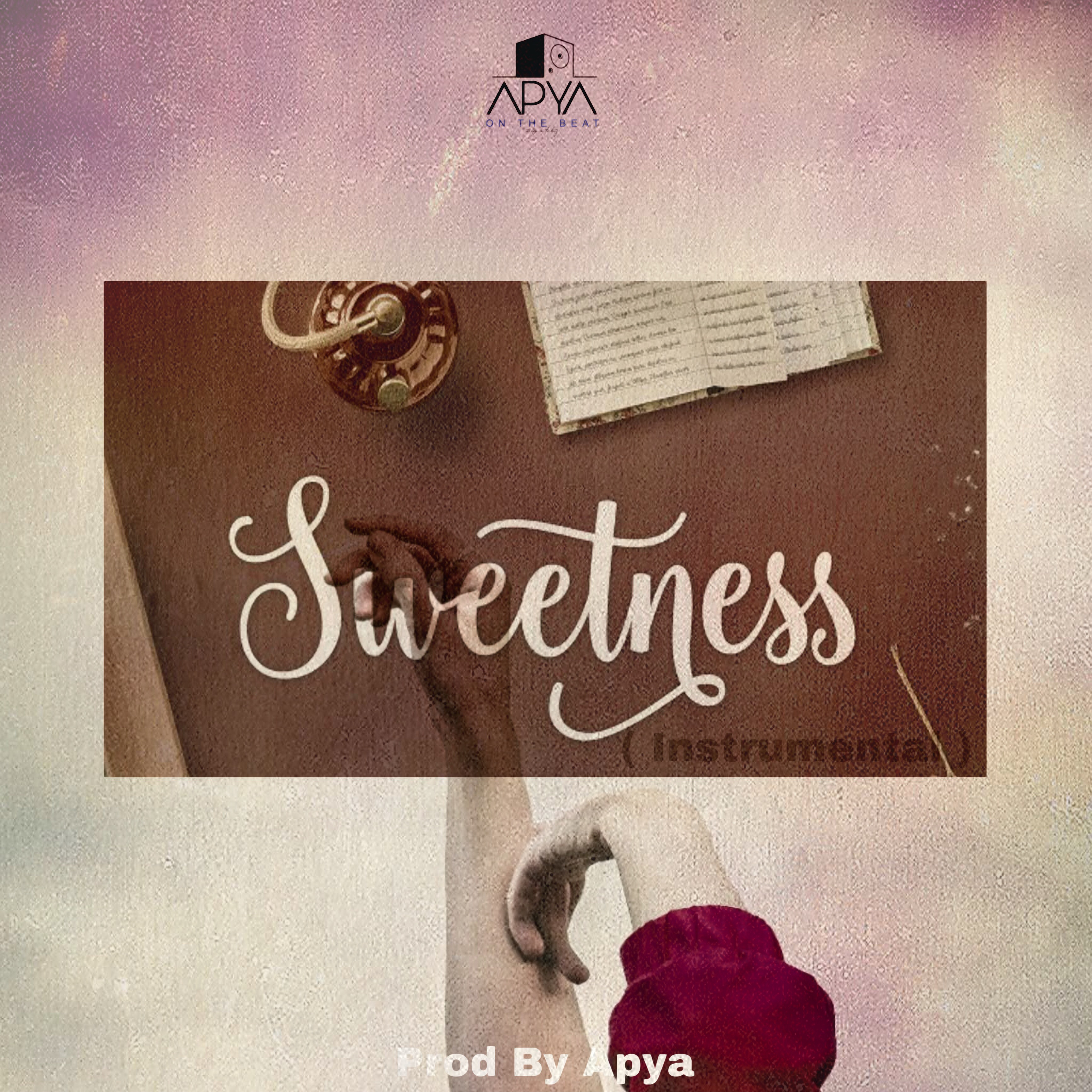 DOWNLOAD MP3: Apya – Sweetness (Afro Instrumental)Prod  By