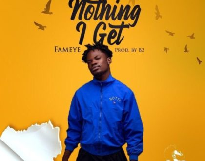 Fameye - Nothing I Get [Sax Version] (Prod. by Mizter Okyere)