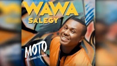 Wawa Salegy Ft. Diamond Platnumz – Moto