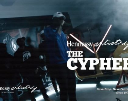 Vector – Hennessy Artistry Cypher ft. Ycee & Ice Prince