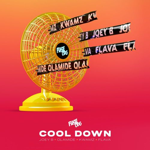 Fuse ODG ft. Olamide, Joey B, Kwamz & Flava – Cool Down