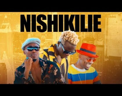 WILLY PAUL x ALIKIBA x OMMY DIMPOZ - NISHIKILIE