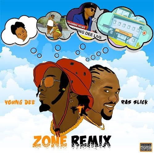 Young Dee Ft Ras Slick – Zone Remix
