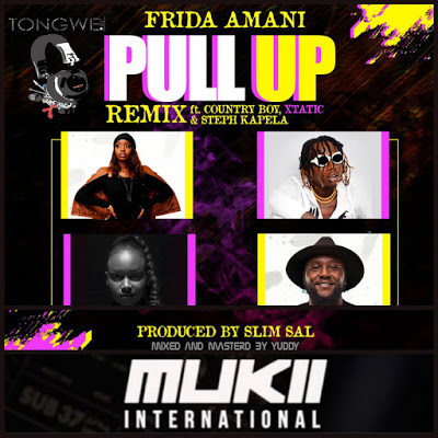 Frida Amani Ft. COUNTRY BOY x XTatic x STEPH KAPELA - Pull Up Remix
