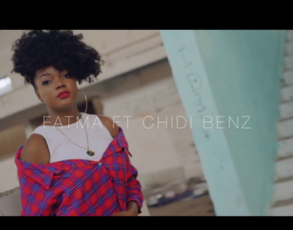 Fatma Ft Chidi Benz - Shobo(Audio + Video)