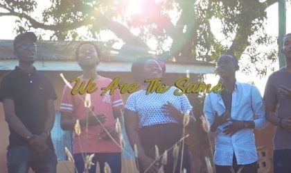 Paul Clement Ft J.Lwaga, A. Magoti, C. John, Zoravo, J. Kavishe and The Voice – We Are The Same