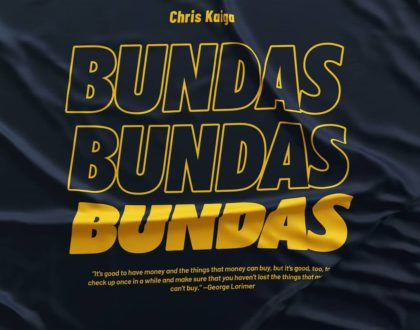 Chris Kaiga - HIZI BUNDAS