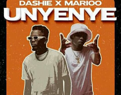 Dashie Ft Marioo – Unyenye