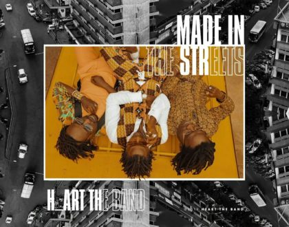 H_ART THE BAND ft. SAUTI SOL – ISSA VIBE