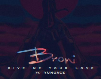 Broni ft. YungFace – Give Me Your Love (Remix)