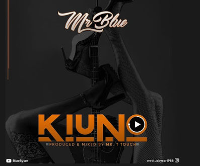 Mr Blue - KIUNO