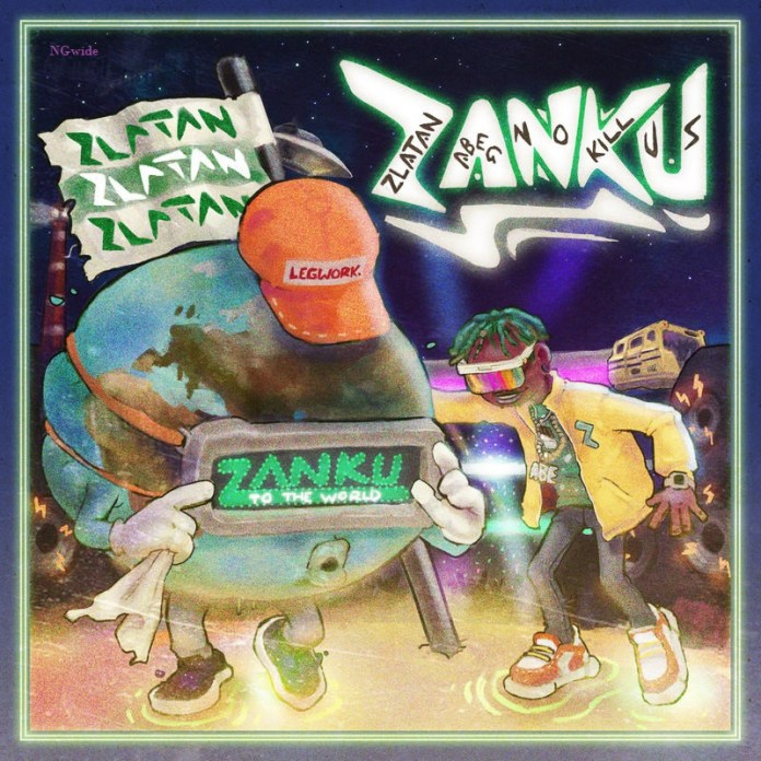 Zlatan Ibile ft Davido & Yonda - Super Power Mp3 Download & Lyrics [Zanku To The World].