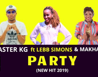 Master KG – Party ft. Lebb Simons & Makhadzi