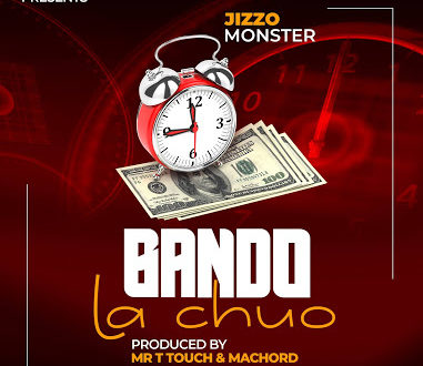 JIZZO MONSTER - BANDO LA CHUO