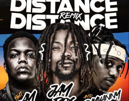 Jay Rox Ft. Rayvanny & AY – Distance Remix