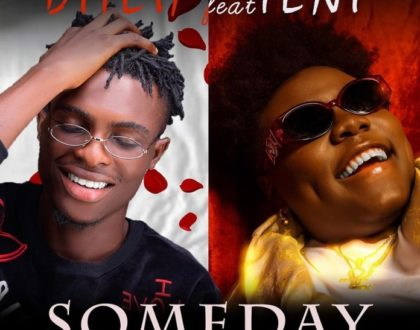 Diteh – Someday ft. Teni