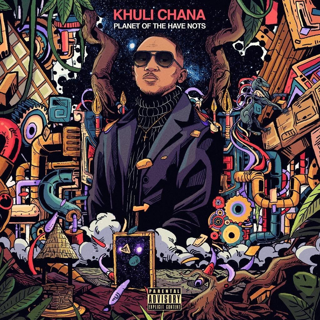 Khuli Chana – Holding on or Forever Hold Your Peace ft. A-Reece